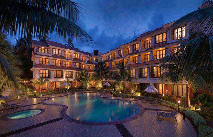 Goa Hotels, Hotels in Goa, Goa Hotel Resort, Accommodation